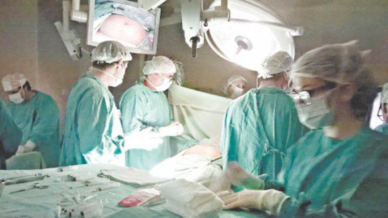 Ya son 29 los niños con diagnóstico prenatal de malformaciones graves nacidos en los últimos ocho años.