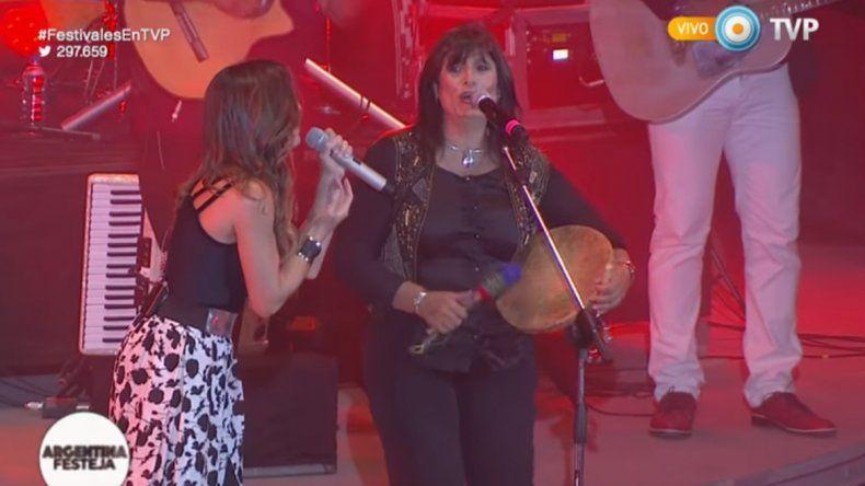 La Sole espera cantar junto a Marité en la Fiesta de la Confluencia