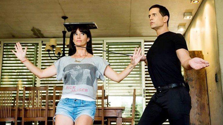 Griselda Siciliani y Diego Ramos ya mostraron a sus personajes.