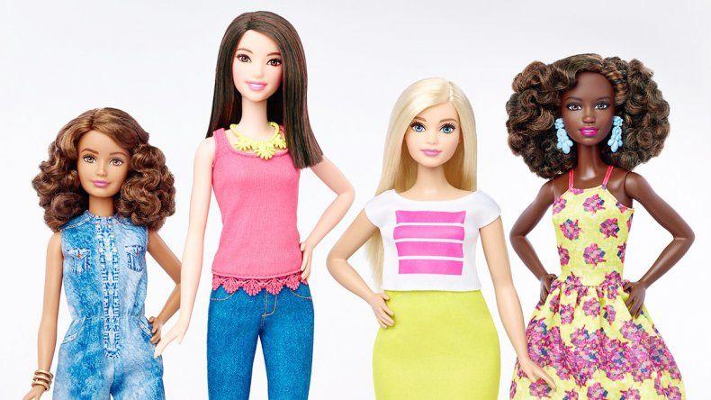 Los modelos petite