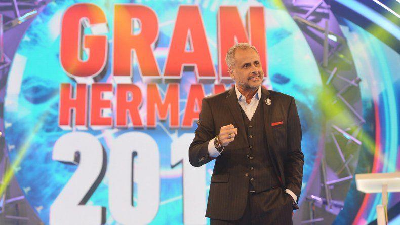 Jorge Rial seguirá en la conducción del reality.