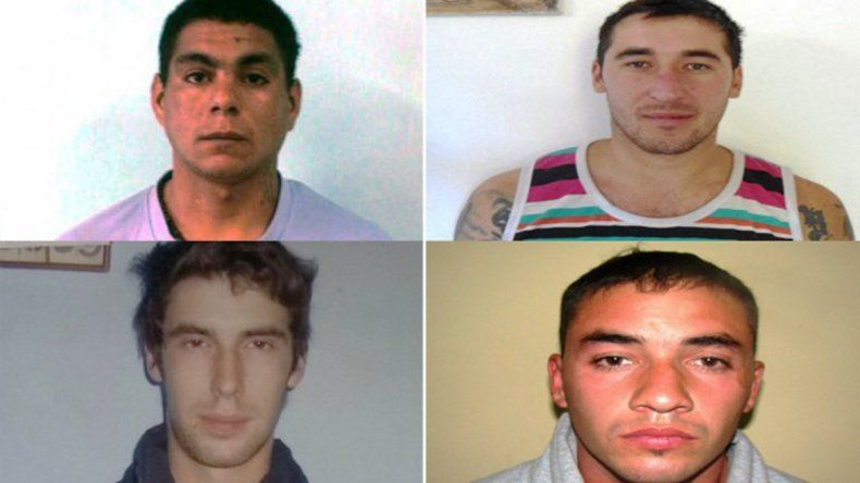 Cuatro presos se fugaron de un penal de Santa Rosa