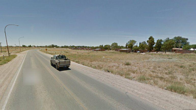 Plaza Huincul: asesinaron a un hombre de un tiro en la espalda mientras manejaba