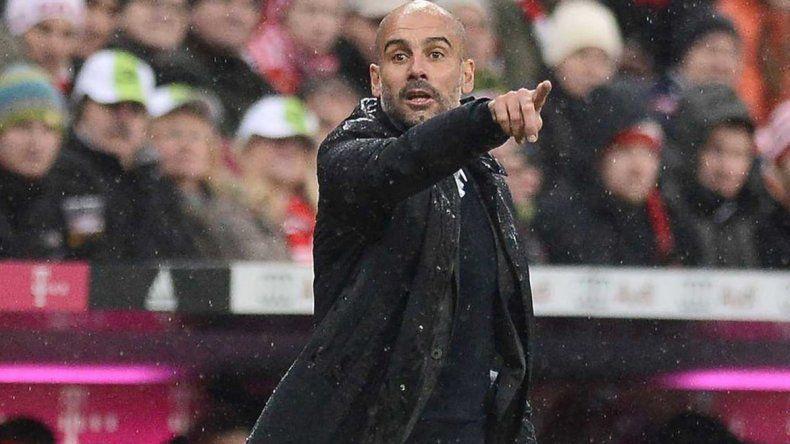 Guardiola entrenará al Manchester City la próxima temporada