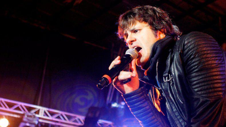 Ciro Martínez tocará por segunda vez antes de la legendaria banda.