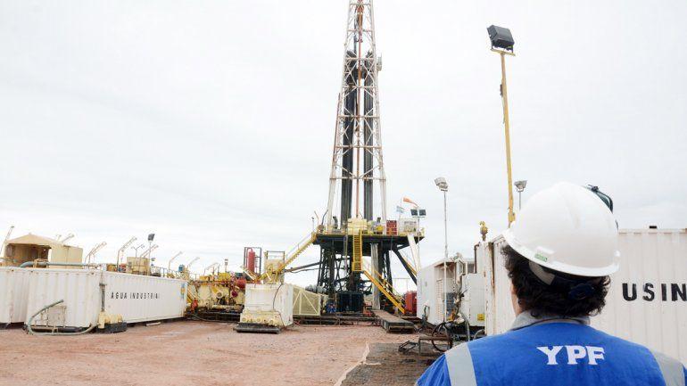 Las empresas petroleras y el gobierno provincial esperan una suba del precio del gas.