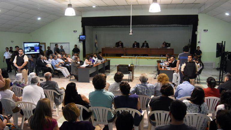 Se retoman las audiencias por el juicio de La Escuelita IV