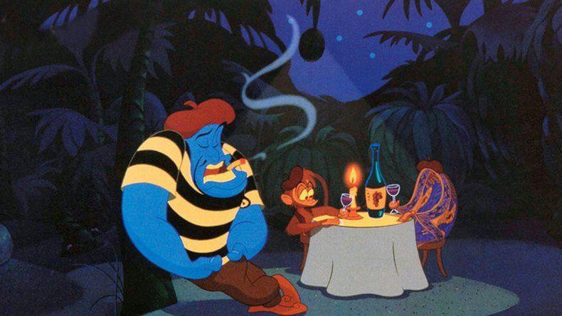 2015. Disney vetó el cigarrillo. La decisión alcanza incluso a films para adultos.