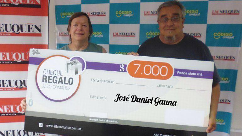 Un artesano de Andacollo se llevó $7.000 para gastar en el shopping