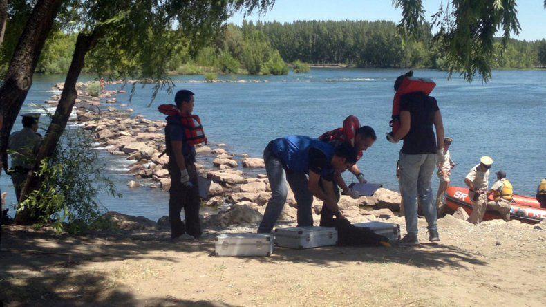 Hallaron el cuerpo de un hombre en el balneario Río Grande