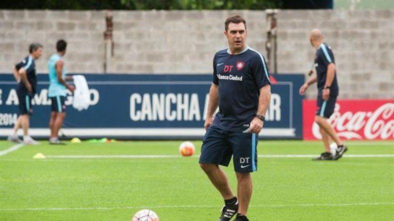 Pablo Guede es toda una apuesta en San Lorenzo.