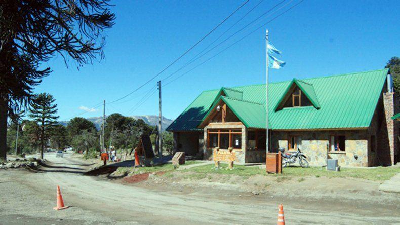 Comisaría 47 de Villa Pehuenia.
