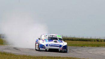 A dos semanas del debut en el Turismo Carretera, Camilo Echevarría se prueba en la primera final.