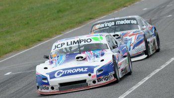 Echevarría terminó 18º y Urcera, 15º. Ahora, los pilotos regionales  tienen la mente puesta en el gran debut en la máxima del automovilismo  nacional.