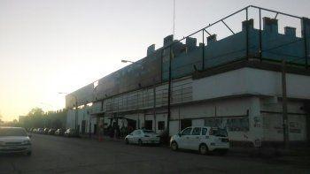 Pelea y gas pimienta a la salida de Las Palmas