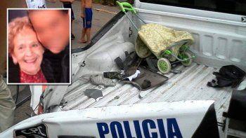 Policías atropellaron y mataron a una anciana