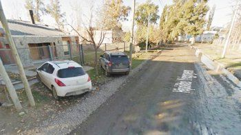El iPhone que delató al empleado municipal fue robado de la casa de Yrigoyen al 2000 del barrio Los Tordos.
