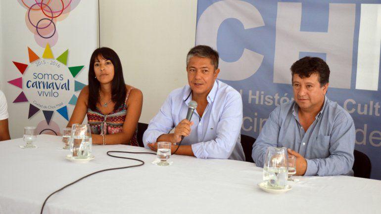 Figueroa expresó que esperan que el año que viene cada localidad tenga su propia comparsa.