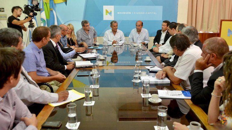 El intendente aseguró que el objetivo de estas acciones es aportar al mejoramiento de la movilidad urbana de la ciudad.