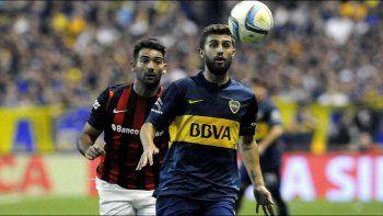 Boca y San Lorenzo se juegan la primera copa del año