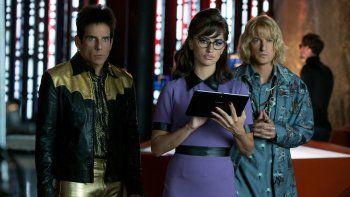 Stiller, Cruz y Wilson se encargarán de investigar asesinatos de famosos cuyos cadáveres quedan con la mirada acero azul.
