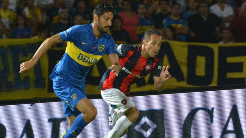 San Lorenzo derrotó a Boca con un humillante 4 a 0