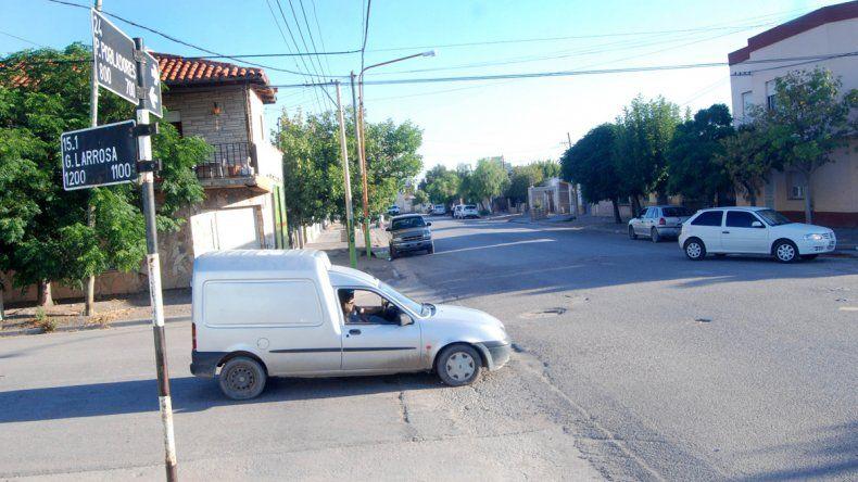 La pareja de jubilados fue atacada en su casa del barrio Brentana.