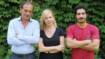 Con Darín, Roth y Awada, Ortega busca repetir el éxito de Historia de un clan.