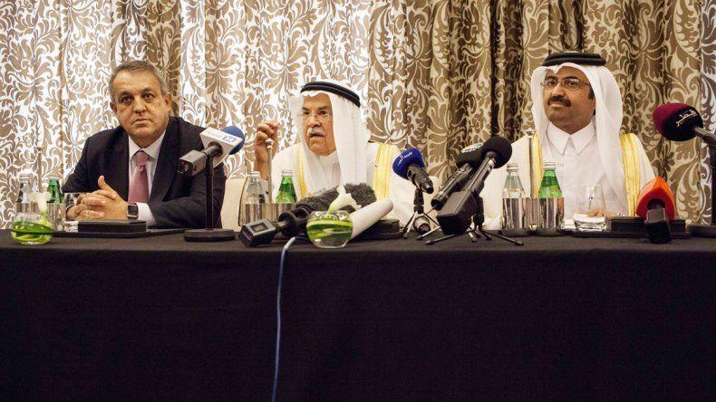 Ministros de Energía de países productores