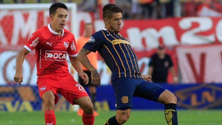 Central se aprovechó de Independiente  y le ganó por 2 a 0