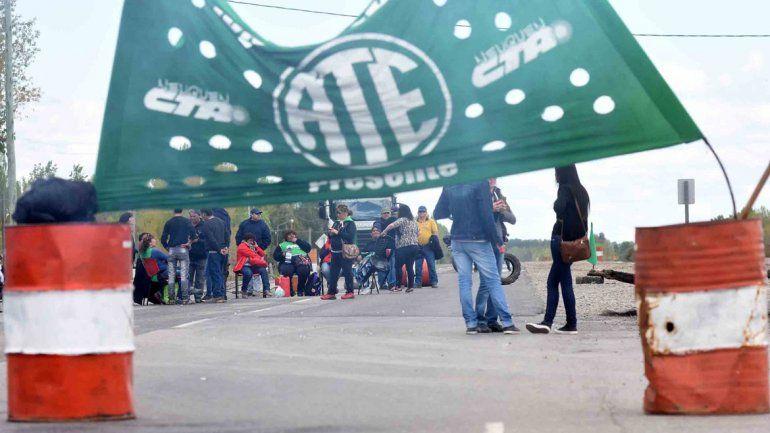 Los gremios criticaron el protocolo de Nación ante una manifestación pública