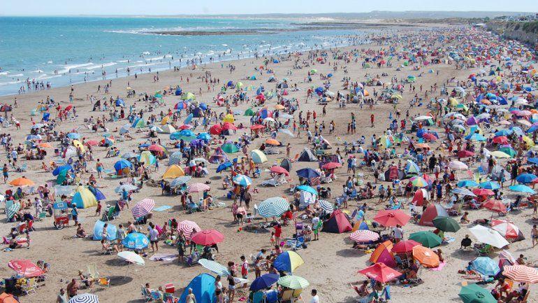 El fin de semana largo de Carnaval y la Fiesta del Golfo motivaron la llegada de más turistas al balneario.