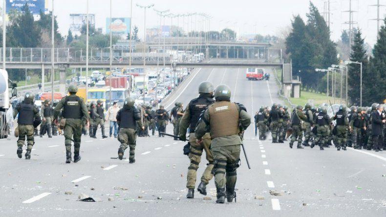 La Gendarmería Nacional