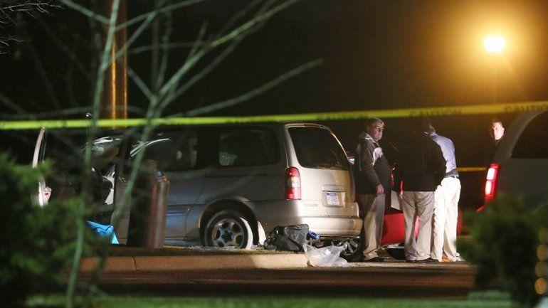 Un hombre mató a siete personas en tiroteos al azar en Estados Unidos