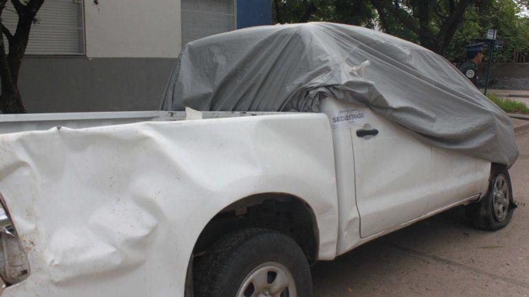 Desplazaron al funcionario acusado de llevar droga en un auto oficial