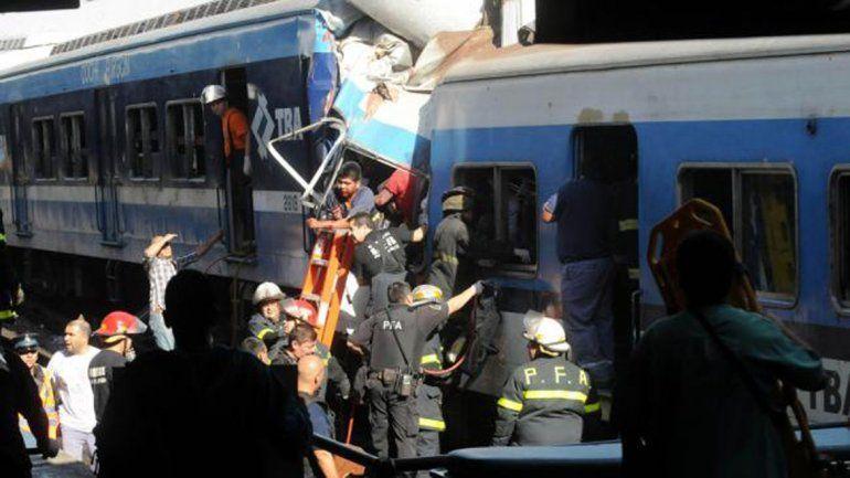 El accidente ferroviario dejó 52 muertos y más de 700 heridos.