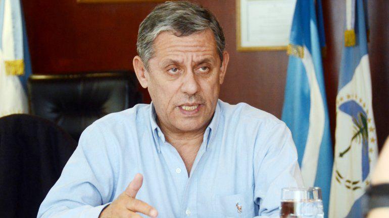 Quiroga dijo que el partido provincial no se les anima a los gremios.
