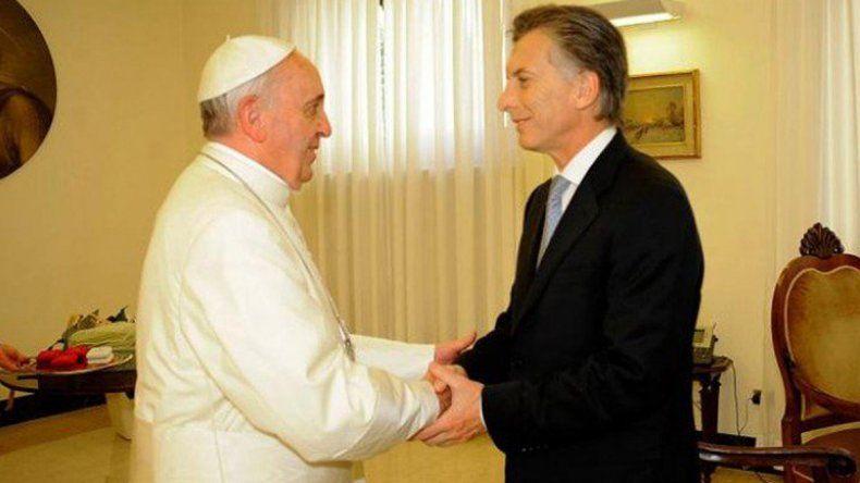 Macri y el papa Francisco se volverán a encontrar