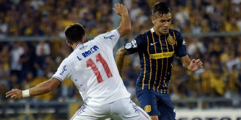 En su debut, Central igualó con Nacional de Montevideo