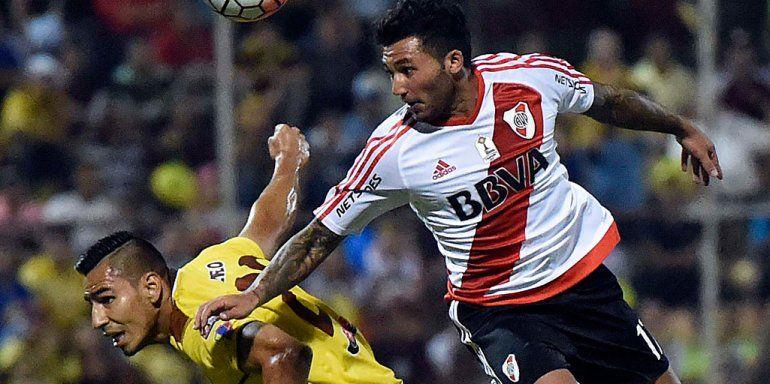 River ganó 4 a 0 en Venezuela en su estreno copero