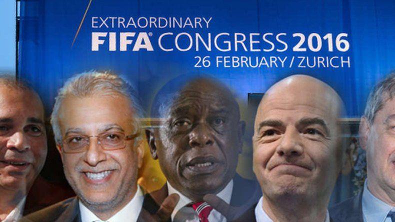 Hoy se conocerá al sucesor de Blatter en la desprestigiada FIFA