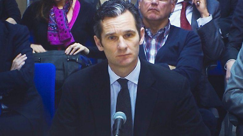 Iñaki Urdangarin dijo ayer en el juicio que no se acuerda de nada.