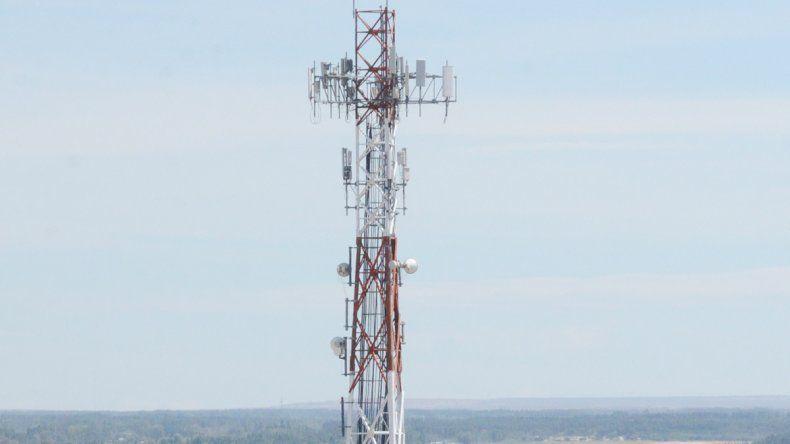 En 2015 había 250 antenas en la provincia.