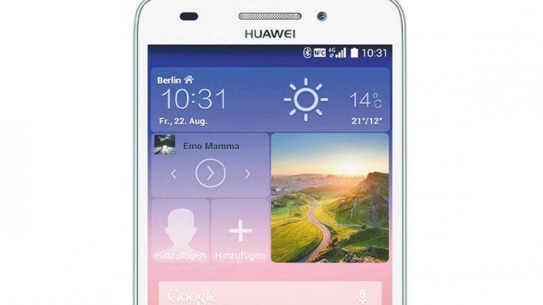 Huawei Y550.
