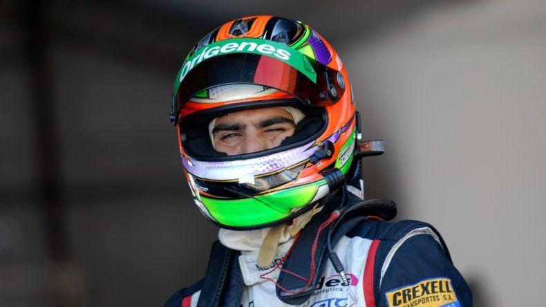 Camilo Echevarría fue un buen invitado de Rossi en el TC Mouras.