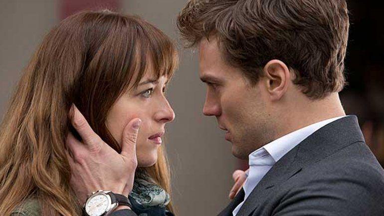 50 Sombras de Grey fue elegida como la peor película del año