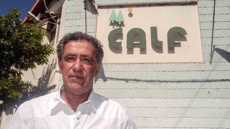 Carlos Ciapponi.