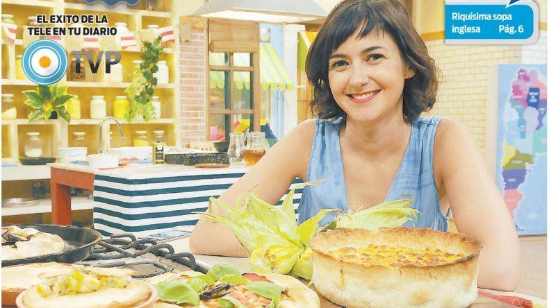 Cocineros Argentinos no para: pasta, pizzas y tartas para todos