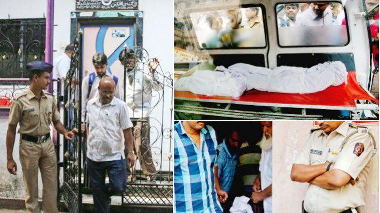 El hecho ocurrió en una localidad ubicada a 32 kilómetros de la ciudad de Bombay. El asesino durmió a sus víctimas antes de ultimarlas.