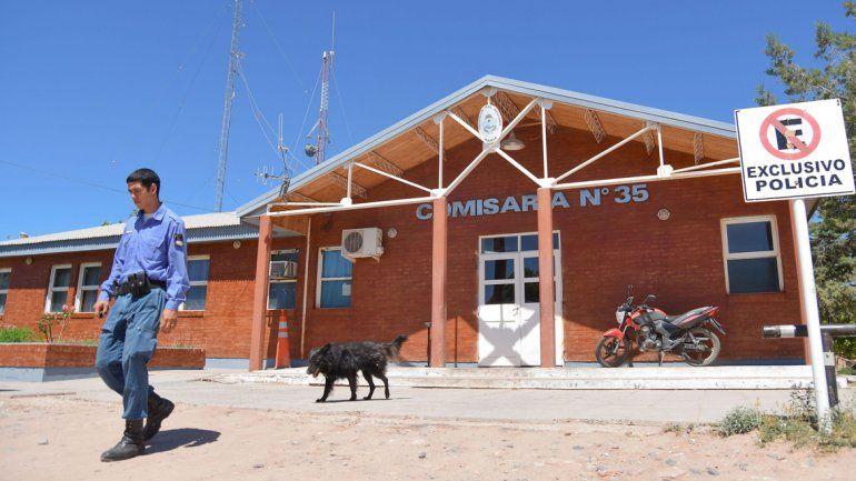 El hombre fue detenido y de la Comisaría 35ª lo trasladaron a Neuquén.